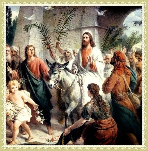 JESUS PALM