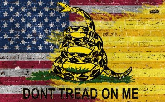 gadsen-american-flag