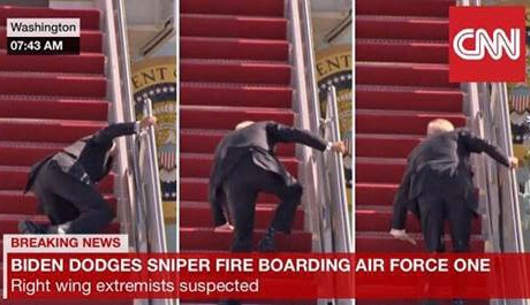joe-biden-stairs-air-force-one-right-wing-extremist-sniper